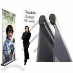 Retractable Roll Up Banner Stand 36