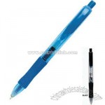 Retractable gel pen