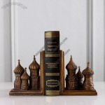 Retro Castle Bookend