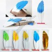 Retro Simulation Feather Quill Pen