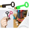 Retro Skeleton Key USB Flash Drive