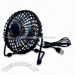 Retro USB Fan 360 degree Direction Adjustable