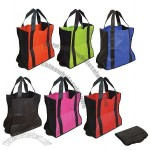 Reusable PP Non-Woven Folding Bag