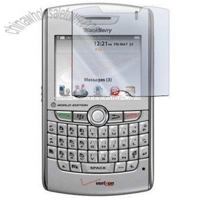 Reusable Screen Protector for Blackberry 8800 / 8830