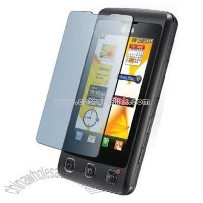 Reusable Screen Protector for LG KP500 Cookie
