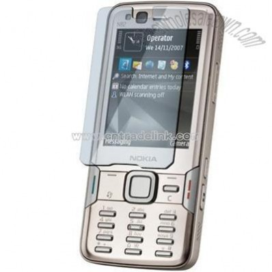 Reusable Screen Protector for Nokia N82