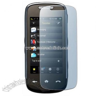 Reusable Screen Protector for Samsung M810 Instinct Mini S30