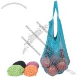 Reusable Tropical String Bags - Tote Handle