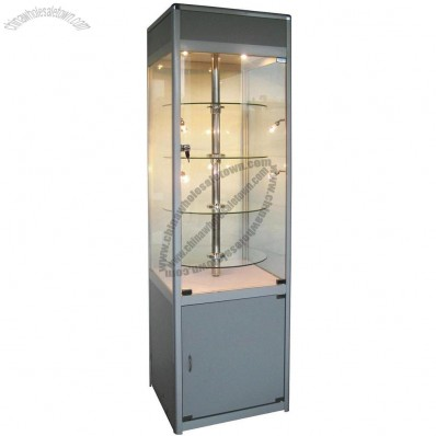 Revolving Display Cabinet