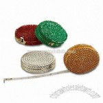Rhinestones Tape Measure