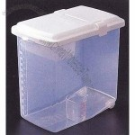Rice Storage Container 22 lbs
