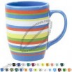 Ringo - 12 oz Colored Matte Gloss Ceramic Mug