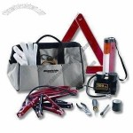 Road Safety Car Emergency Tool Kit, PVC Tape