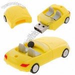 Roadster Shaped USB Flash Drives