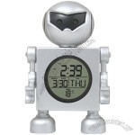 Robot Clock with Incoming Call Reminder Function