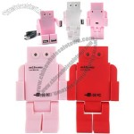 Robot Shaped USB HUB