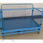 Roll Container, Widely Used in Shops and Factories