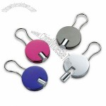 Roll Key Holders with Steel Keyring or Cable