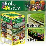 Roll N Grow Flower Carpet - As Seen on TV Product