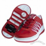 Roller Skate Shoes with Wheel in Heel for Child