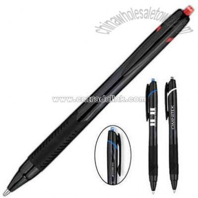 Rollerball retractable pen