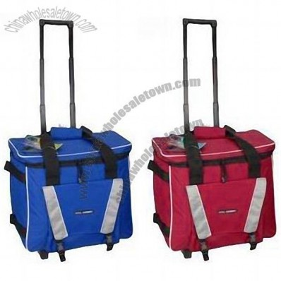 Rolling Cooler Bag - Trolley Cool Bag