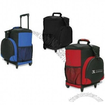 Rolling Cooler W/ Detachable Lining For Easy Cleaning