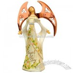 Roman Angel of Joy Figurine