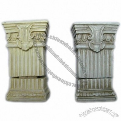 Rome Pillar Shaped USB Flash Drive