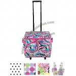 Room It Up Paisley Punch Roller Cooler