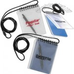 Rope Notebook With Mini Plastic Pen