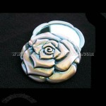 Rose Flower Cosmetic Mirror