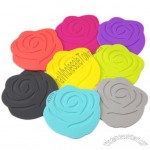 Rose Silicone Coasters