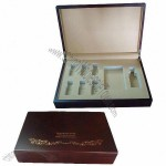 Rosewood Wood Gift Box for Perfumes and Cosmetics