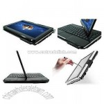 Rotatable and Folded Touch Screen Laptop