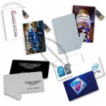 Rotate Credit Card USB Flash Drive