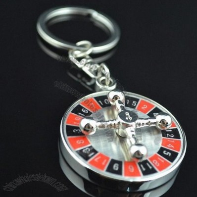 Rotating Creative Scores A Compass Key Ring