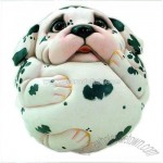 Round Animal Coin Bank
