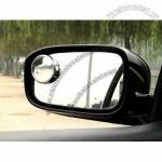 Round Auxiliary Mirror