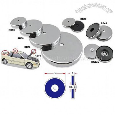 Round Base Magnetics