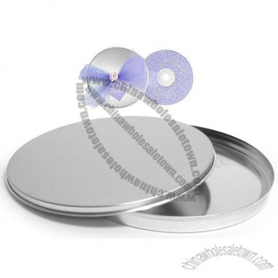 Round CD / DVD Tins