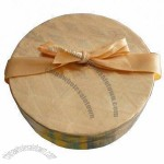 Round Cardboard Gift Boxes, Delicate Workmanship