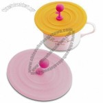 Round Silicone Cup Lid