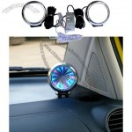 Round Sound Control Light for Car
