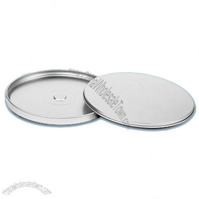 Round Tin CD/DVD Case