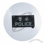 Round shape Shield for anti-riot