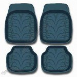 Rubber Car Mat with Universal Design that Fits All Car Models