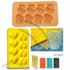Rubber Ducky Silicone Ice Cube Tray