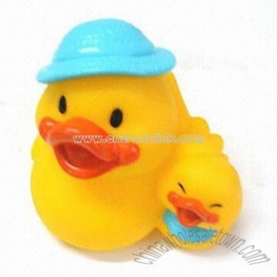 Rubber Floating Duck