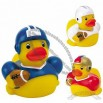 Rubber Football Duck Toy